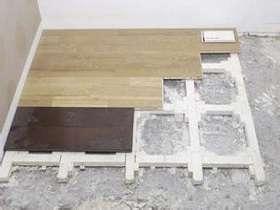 实木地板塑料龙骨安装【今日信息】