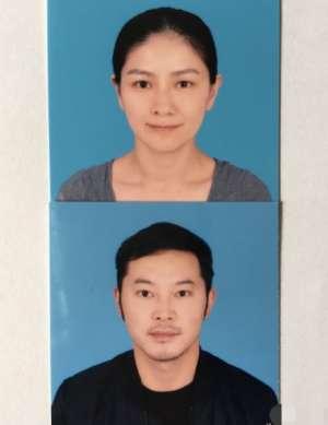 胡可晒与老公素颜证件照:比比谁更美【最新资讯】